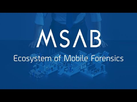 MSAB Ecosystem Of Mobile Forensics