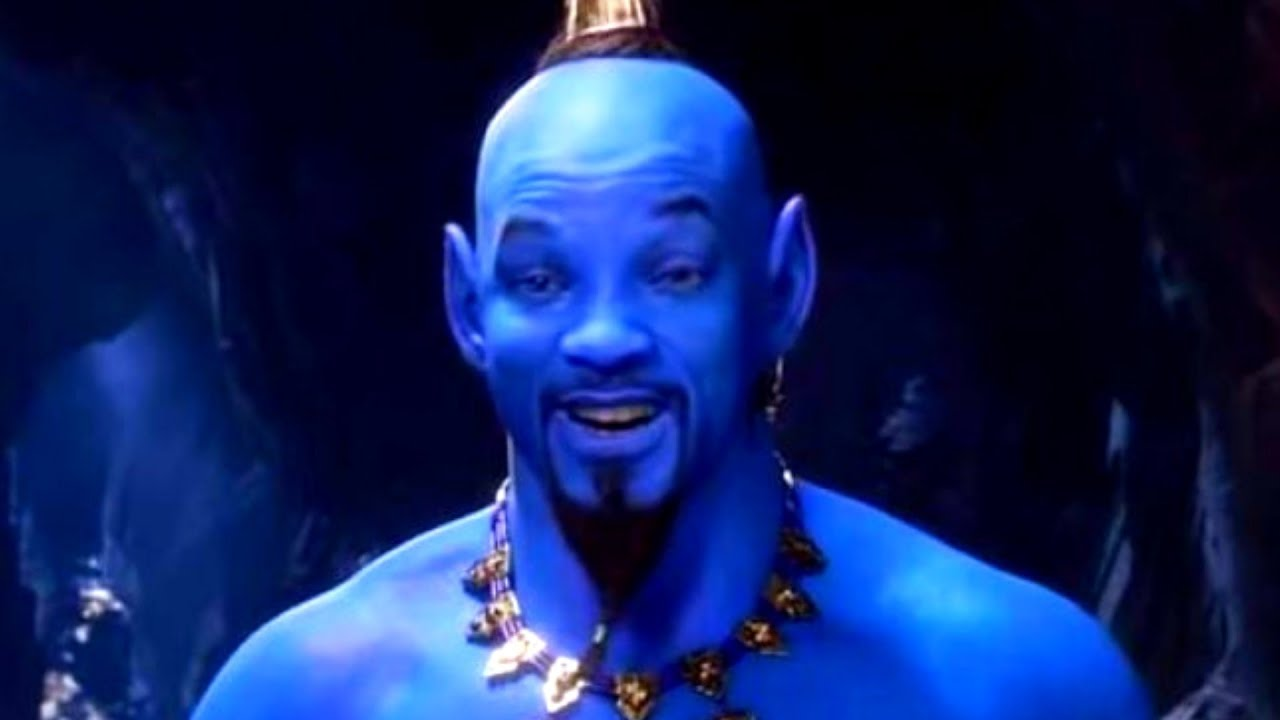 Will Smith Gets Torche...