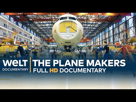 The PLANE MAKERS: