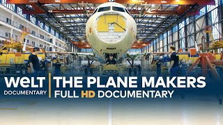 The PLANE MAKERS: High-Tech Aircraft On The Assembly Line | Full Documentary