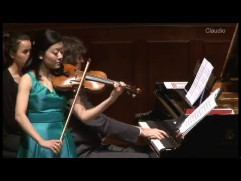 Medtner: Violin Sonata n.1 - 2. Danza (encore) (Lisa Ueda, Daniele Rinaldo)
