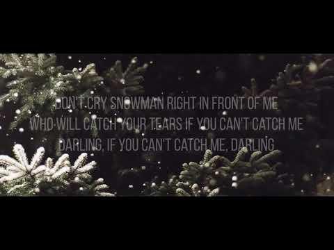 Sia-snowman (lyrics /lyric video)