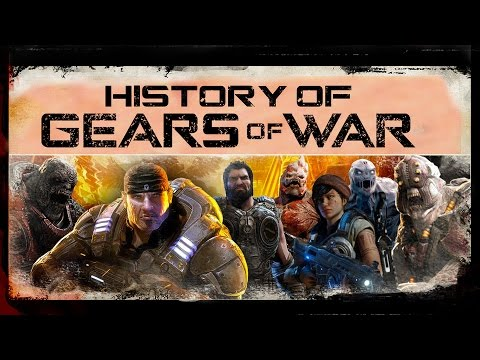 History of Gears of War