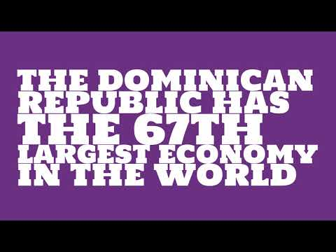 How big is the economy of The Dominican Republic?