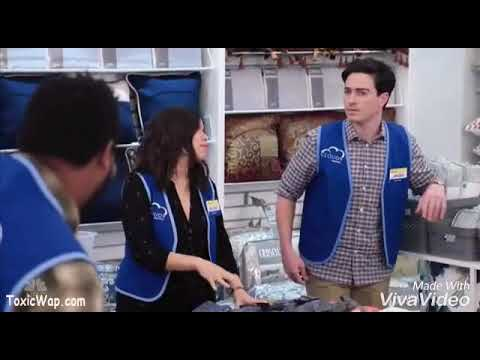 Download Jonah and Amy accidentally kiss ( Superstore 3x15)