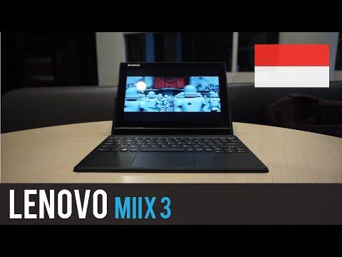 Lenovo Miix 3 Review | Indonesia