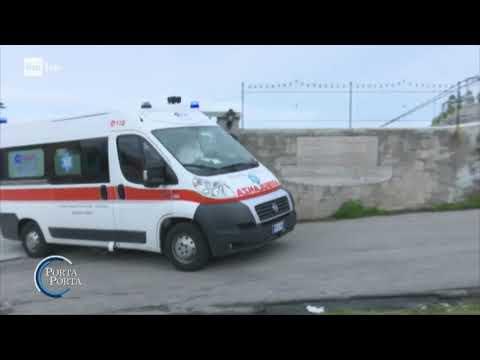 Coronavirus: il dramma della casa di riposo di Chiaravalle - Porta a porta 01/04/2020