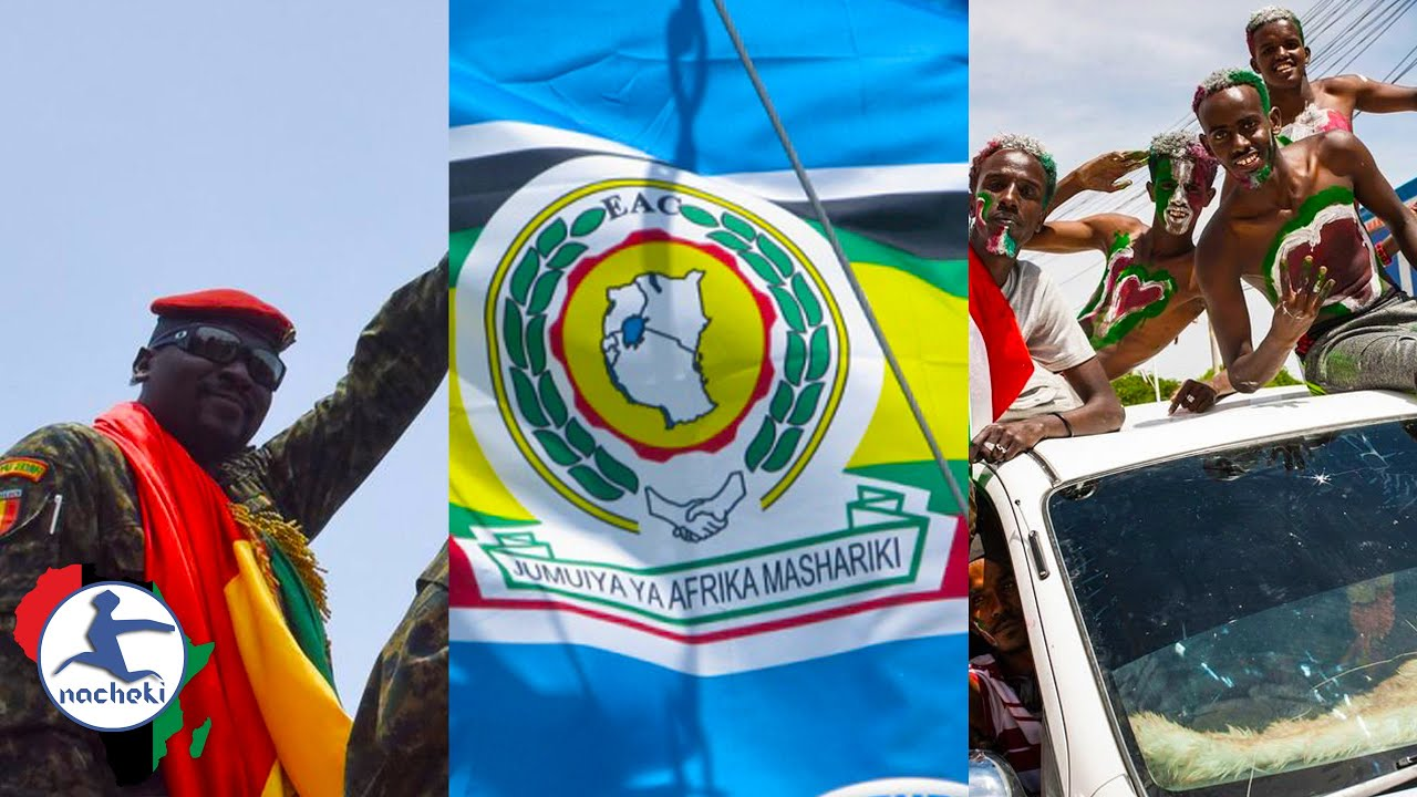 Guinea Opposition Backs Coup, East Africa Bloc to Expand, Kenya Warms up to Somaliland