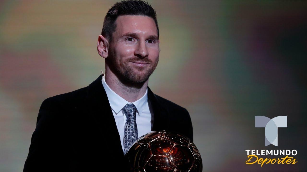 Baln de Oro 2019: conquistar Messi su sexto galardn?
