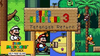 Super Mario Land 3: Tatanga's Return | Wow!