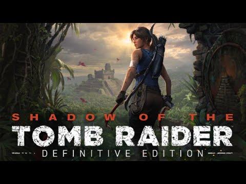 [Shadow of the Tomb Raider Definitive Edition] [PS4 PRO] [Полное прохождение] [Часть 1]