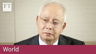 Former Malaysian leader talks about his fall from power