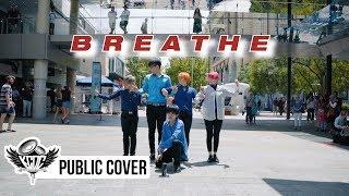 [KPOP IN PUBLIC CHALLENGE] AB6IX (에이비식스)   Breathe   DANCE COVER [KCDC]