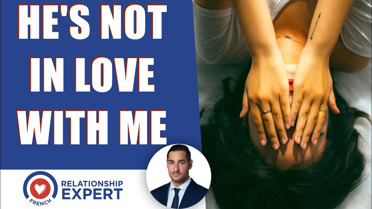 He's not in love with me anymore: HELP!