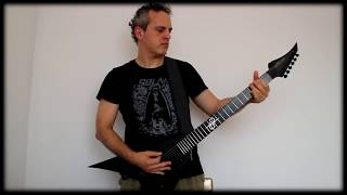 Into The Arena - Michael Schenker cover by Xavier