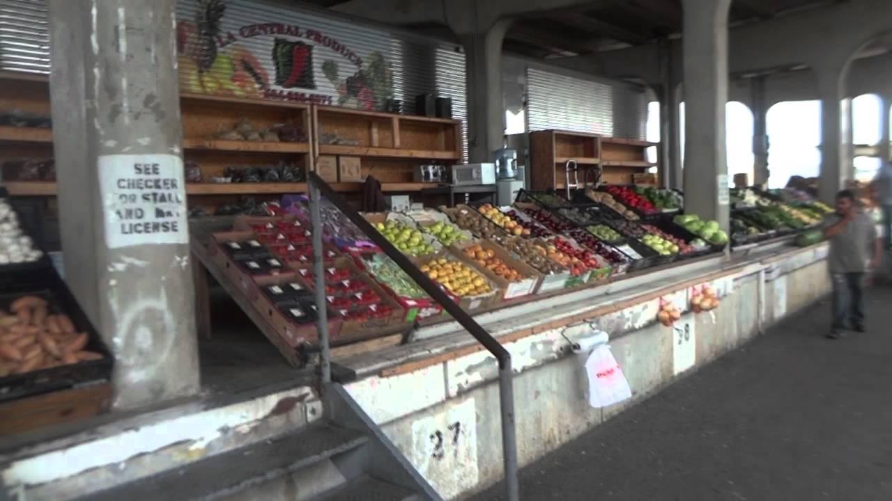 Georgia State Farmers Market Youtube