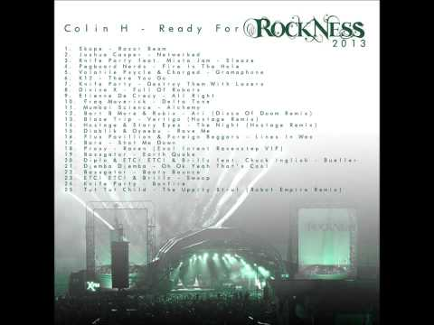 Colin H - Ready For Rockness Mix (Electro/Dubstep/Trap/Moombahton) *HD*