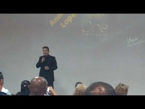 Anderson Lopes CEO One internacional