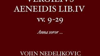 Viva Voce 06 Vergilius Aeneidis lib.IV - Vojin Nedeljkovic