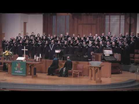 Music Spotlight - FUMCR Chancel Choir - Joy in the Morning by Natalie Sleeth