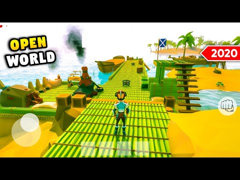 Top 10 Best Open World Games For Android & IOS 2020! (Offline/Online)