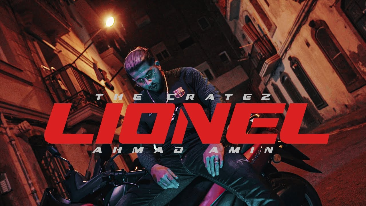 Download Ahmad Amin x The Cratez - Lionel