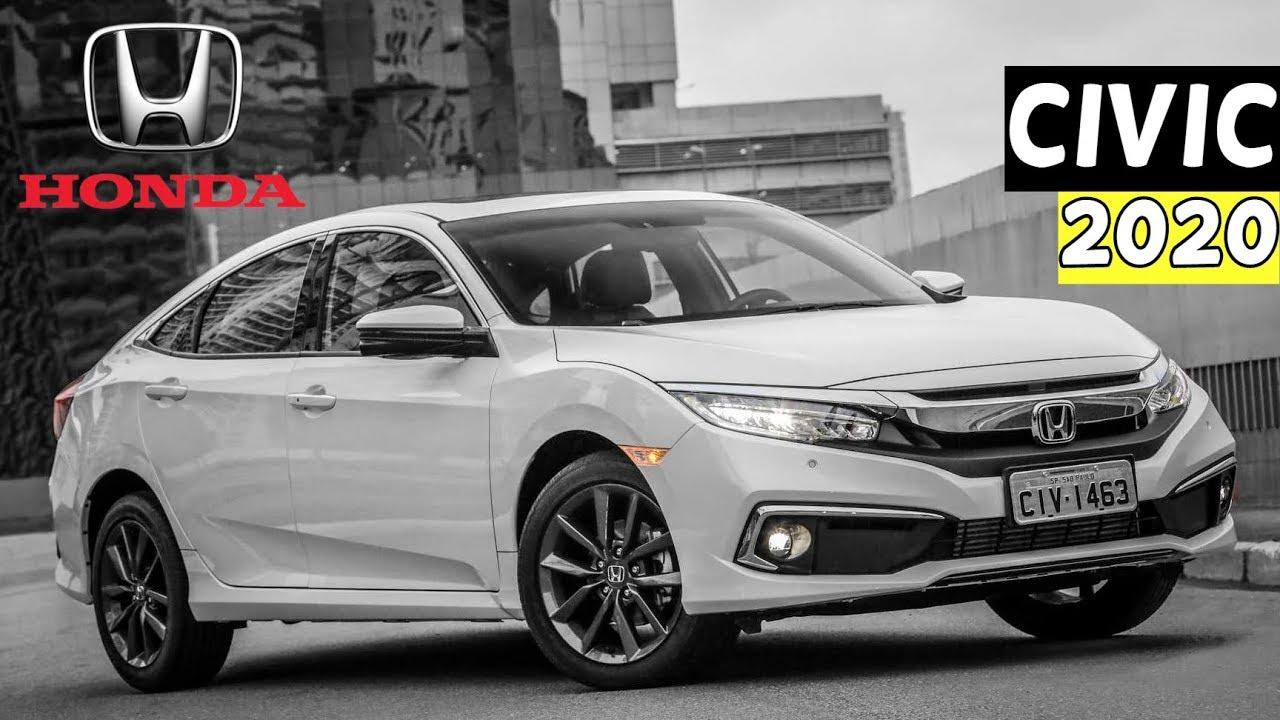 New Honda Civic 2020 With Facelift Arrives Better Equipped To Face Corolla 2020 Top Cars
