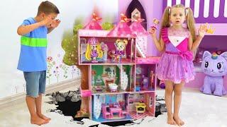 Diana and Roma Mysterious Dollhouse Story Resimi