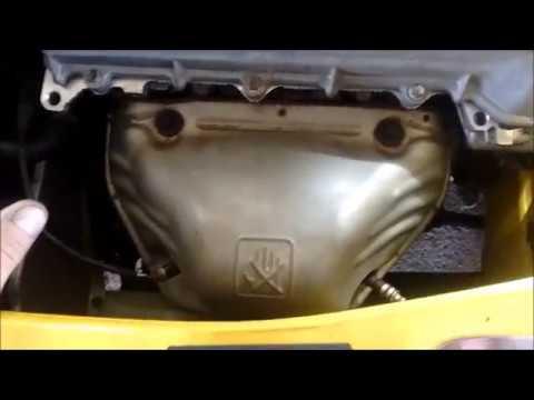 How To Remove the O2 Sensors - Check Pre-Cats - Toyota MR2 Spyder 1zz-FE