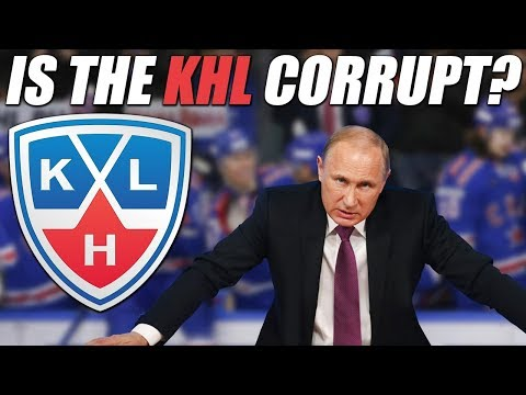 Is the KHL Corrupt?