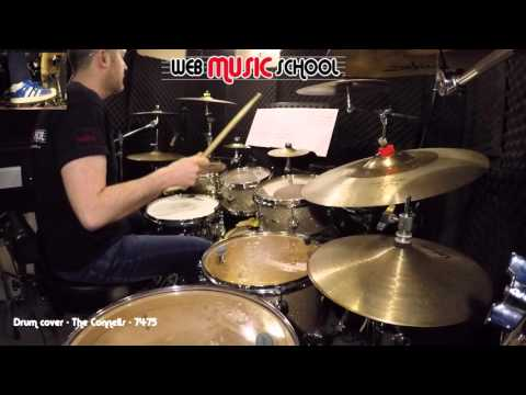 The Connells - 74-75 - DRUM COVER