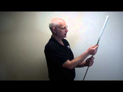 How To Assemble A Custom Golf Club Part 10 - Final Golf Club Assembly Steps