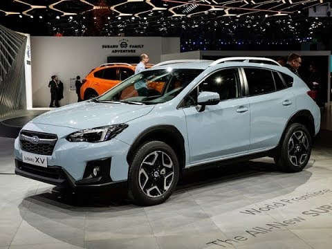 2019 Subaru Xv Crosstrek Hybrid Review Youtube