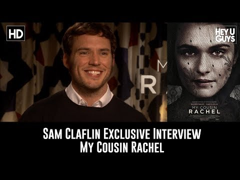 Sam Claflin Exclusive Interview - My Cousin Rachel
