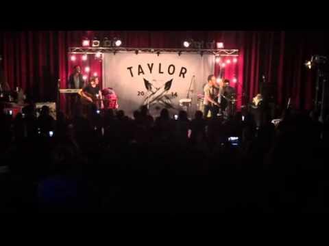 Taylor Henderson - Borrow My Heart - The Dawn Tour
