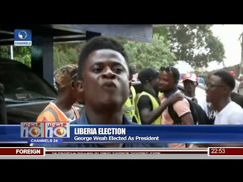 Supporters Of Weah Celebrates In Monrovia Pt.4 |News@10| 29/12/17