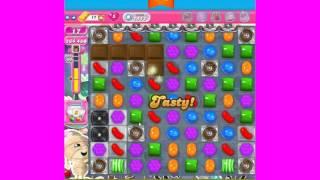 Candy Crush Saga Level 1411 Livello 1411 Taso 1411 No Hilesi No booster