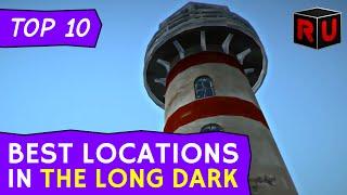 Top 10 Best Locations in The Long Dark
