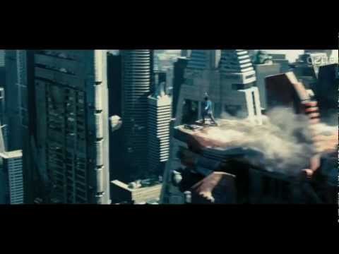 Trailer do filme Além da Escuridão - Star Trek