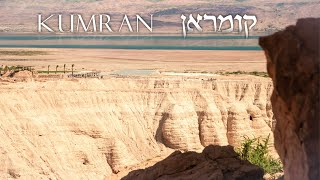 Ölü Deniz Yazıları ve Kumran - Dead Sea Scrolls and Qumran | Bir Acemi Yolcu