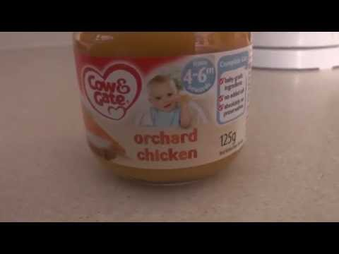 A Week On The Baby Food Diet Day 6