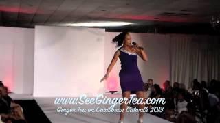 Alison Hinds sings Faluma, Caribbean Catwalk 2013