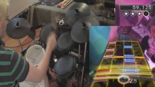 Renegade - Styx Rock Band Expert Drum Videos with proper cymbal usage #10