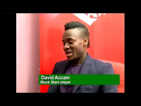Revealed with David Accam On etv Ghana pt2