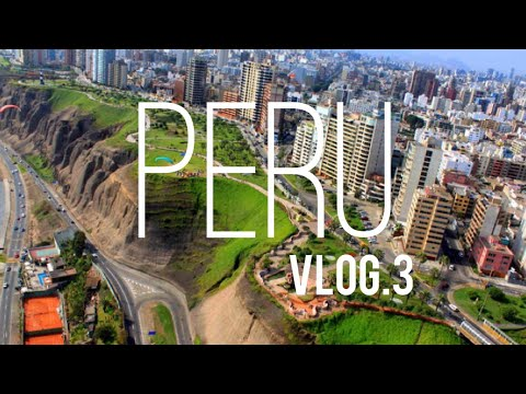 Peru travel vlog p3 | what to do in Peru.. Lima Paracas Huacachina plus visit to the Larco museum.