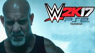WWE 2K17 PS2 By Zaiko (Roster, Arenas, Belts, Universe Mode, Tag Teams and Gameplay!)