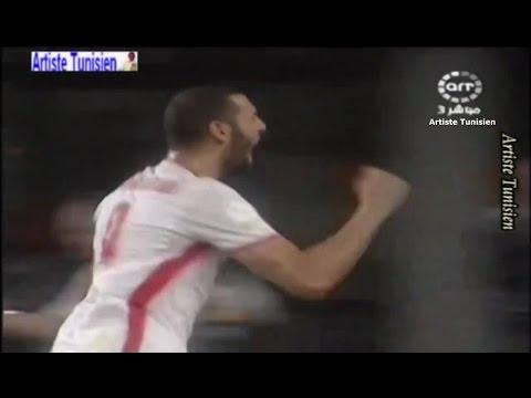 CAN 2008 Tunisie vs Cameroun (2-3) du 04-02-2008