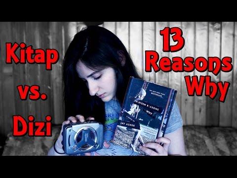 13 Reasons Why ölmek Için 13 Sebep Kitap Ve Dizi Farkları Youtube