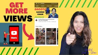 How To Get M๐re Views With Youtube Shorts Feature