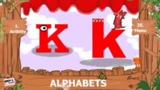 My First Book of Words - Alphabets A TO Z